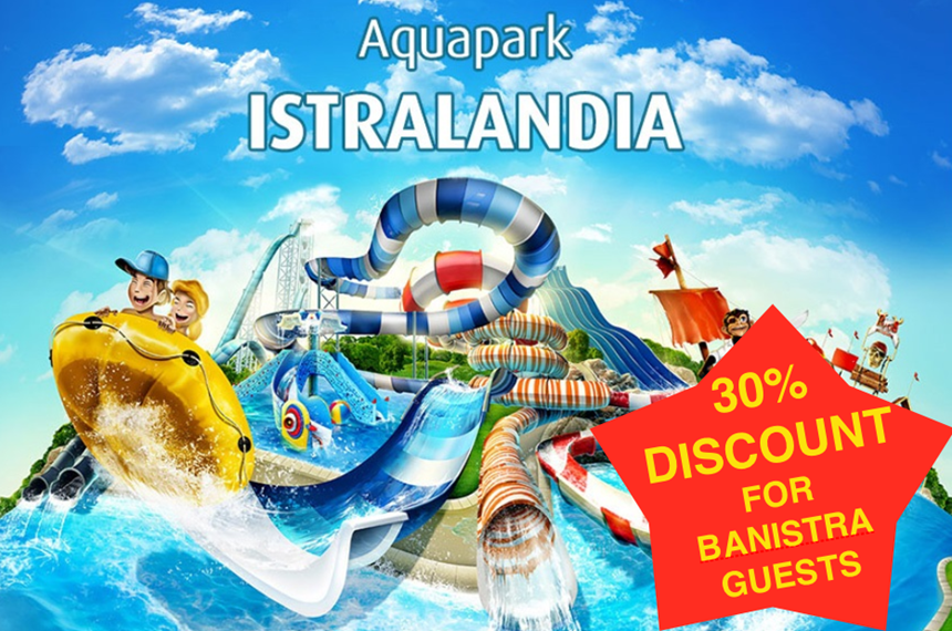 Aquapark Istralandia the funniest water in Istria